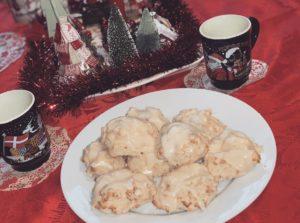 picture of italian lemon drop cookies